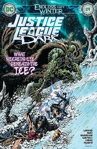 Justice League Dark (2018-) #29