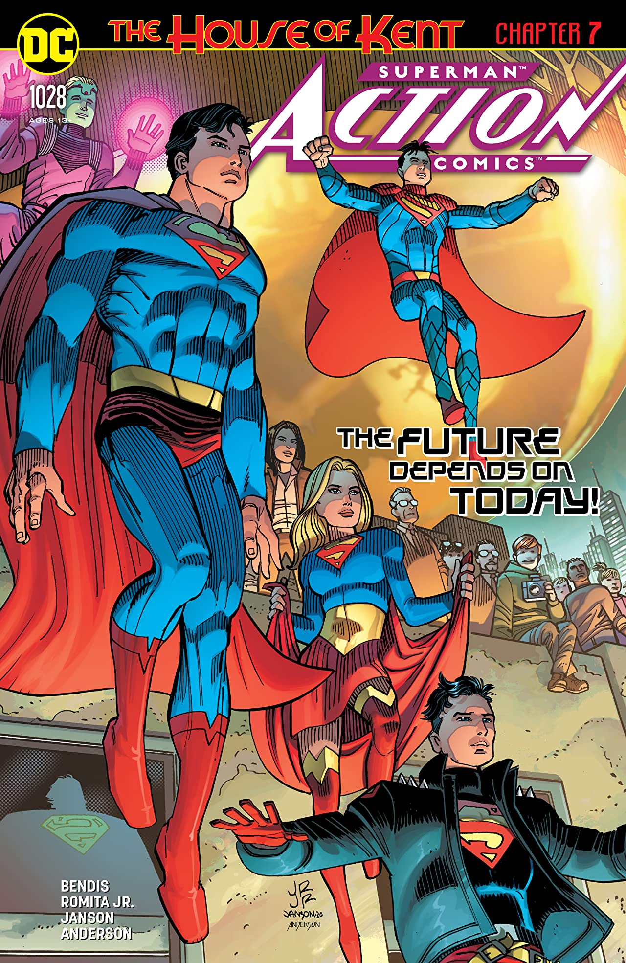 Action Comics (2016-) No.1028
