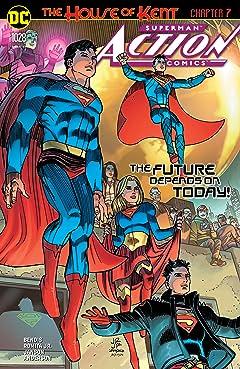 Action Comics (2016-) No.1028