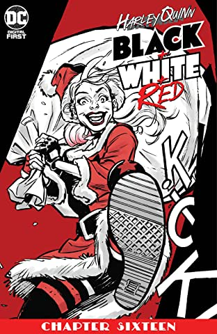 Harley Quinn Black + White + Red (2020-) #16