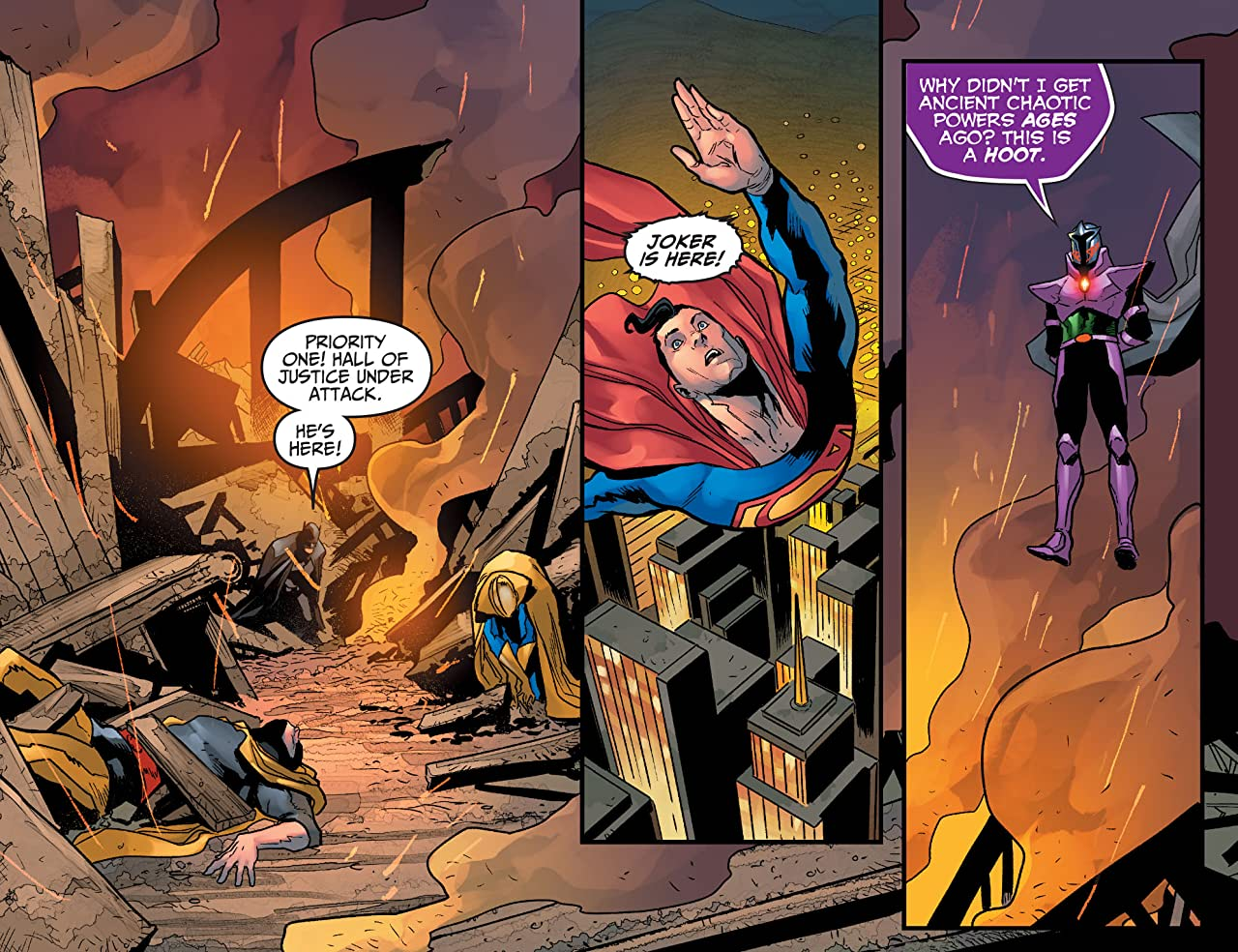 Injustice: Year Zero (2020-) #13