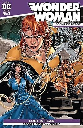 Wonder Woman: Agent of Peace #22