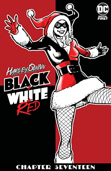 Harley Quinn Black + White + Red (2020-) #17