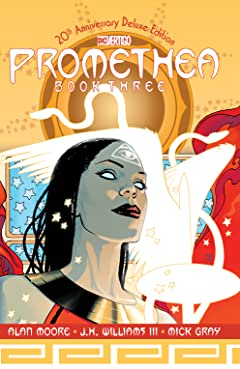 Promethea: The 20th Anniversary: Deluxe Edition Book Three