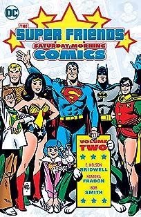 Super Friends (1976-1981) Vol. 2: Saturday Morning Comics