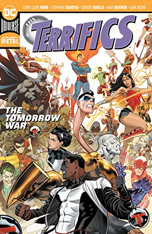 The Terrifics: The Tomorrow War Vol. 4
