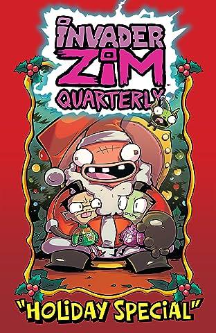 Invader ZIm Quarterly #1: Holiday Special