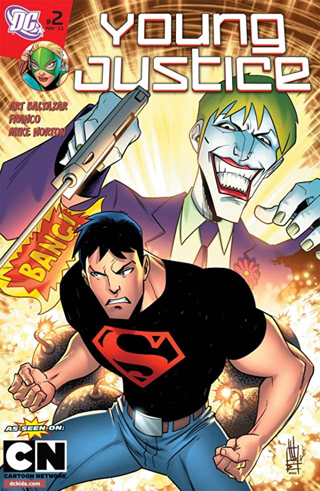 Young Justice (2011-2013) #2
