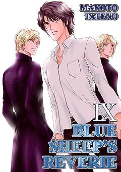 BLUE SHEEP'S REVERIE (Yaoi Manga) Vol. 9