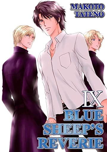 BLUE SHEEP'S REVERIE (Yaoi Manga) Vol. 9