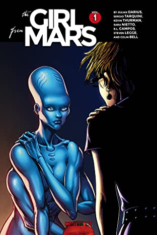 The Girl from Mars Vol. 1