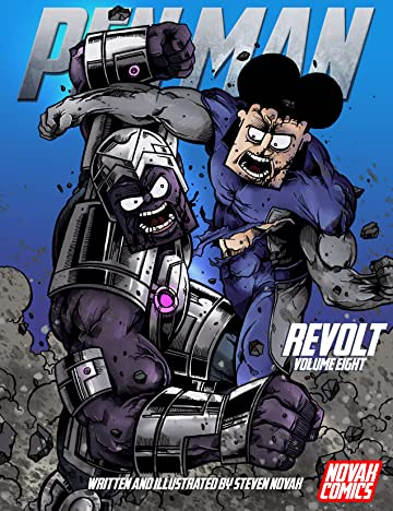 Pen Man Vol. 8: Revolt