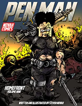Pen Man Vol. 9: Homefront