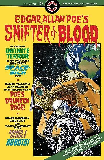 Edgar Allan Poe's Snifter of Blood #3