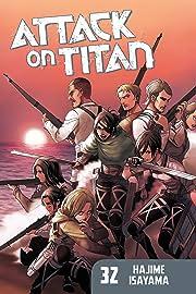 Attack on Titan Vol. 32