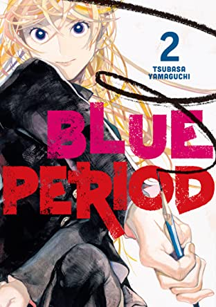 Blue Period Vol. 2