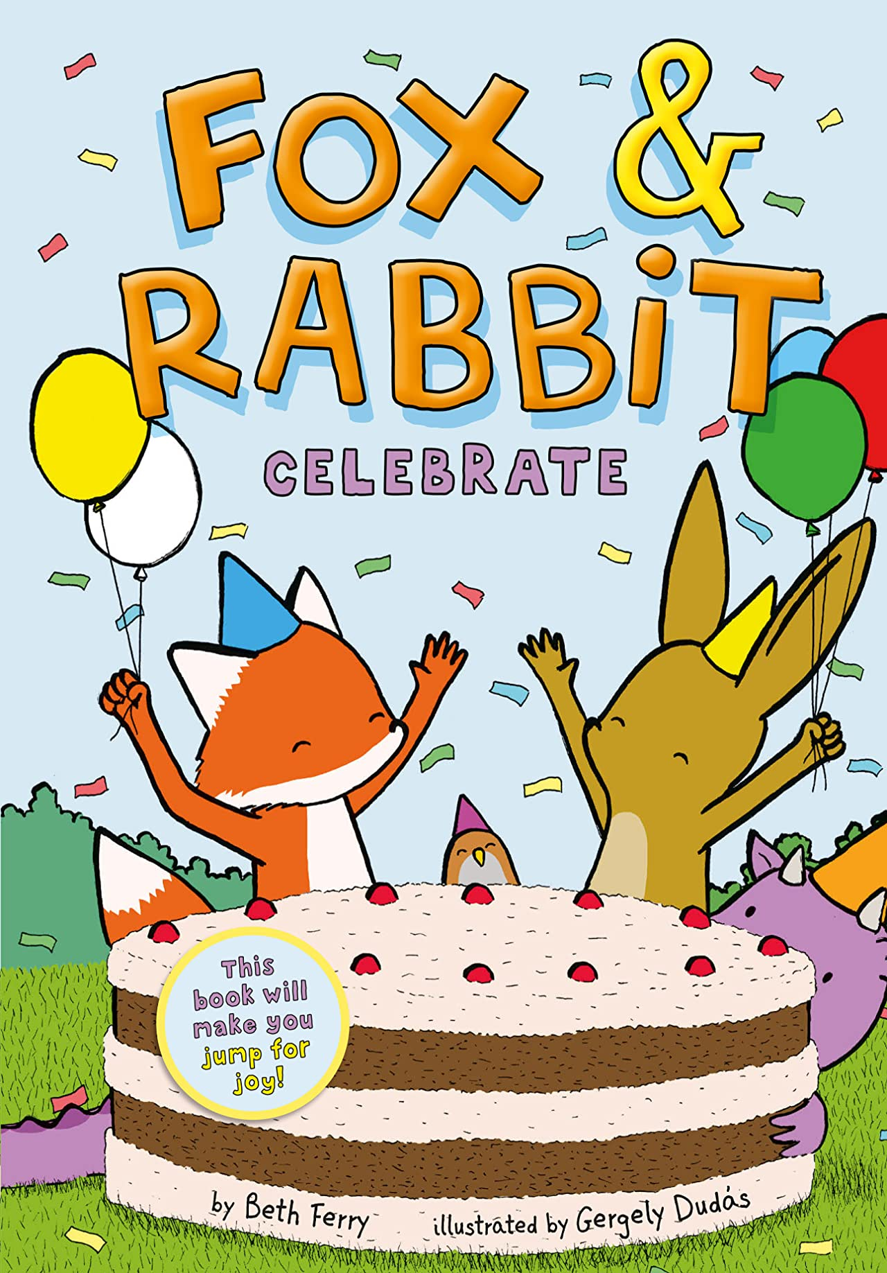 Fox & Rabbit Vol. 3: Celebrate