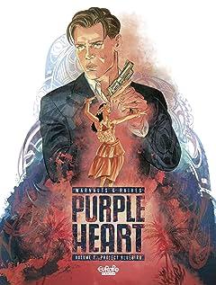 Purple Heart Vol. 2: Project Bluebird