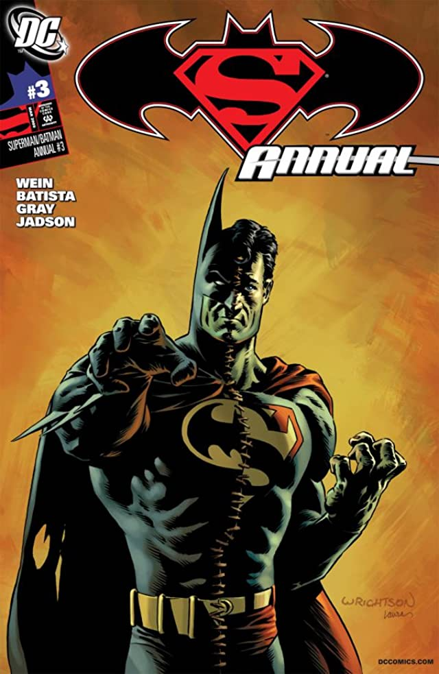 Superman/Batman #3: Annual