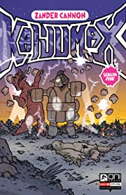 Kaijumax: Season Five #6