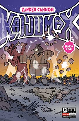 Kaijumax: Season Five #6