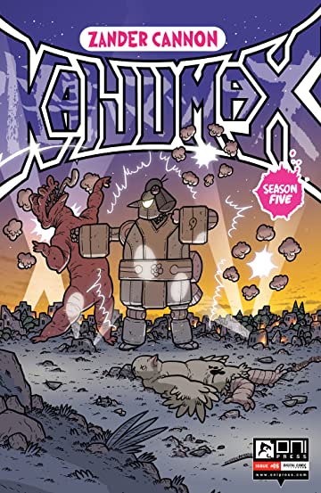 Kaijumax: Season Five No.6