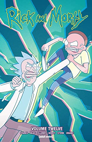 Rick and Morty Vol. 12
