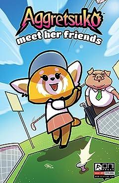 Aggretsuko Meet Her Friends No.3