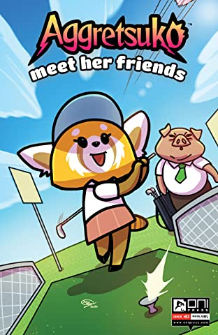Aggretsuko Meet Her Friends #3