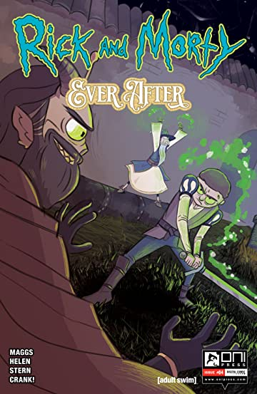 Rick and Morty #4: Ever After