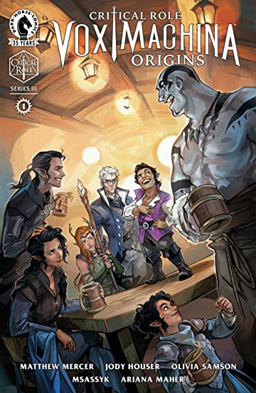 Critical Role: Vox Machina Origins III #1