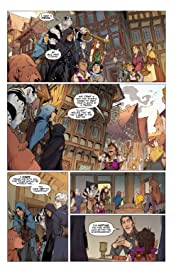 Critical Role: Vox Machina Origins III #1