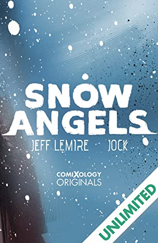 Snow Angels (comiXology Originals) #0