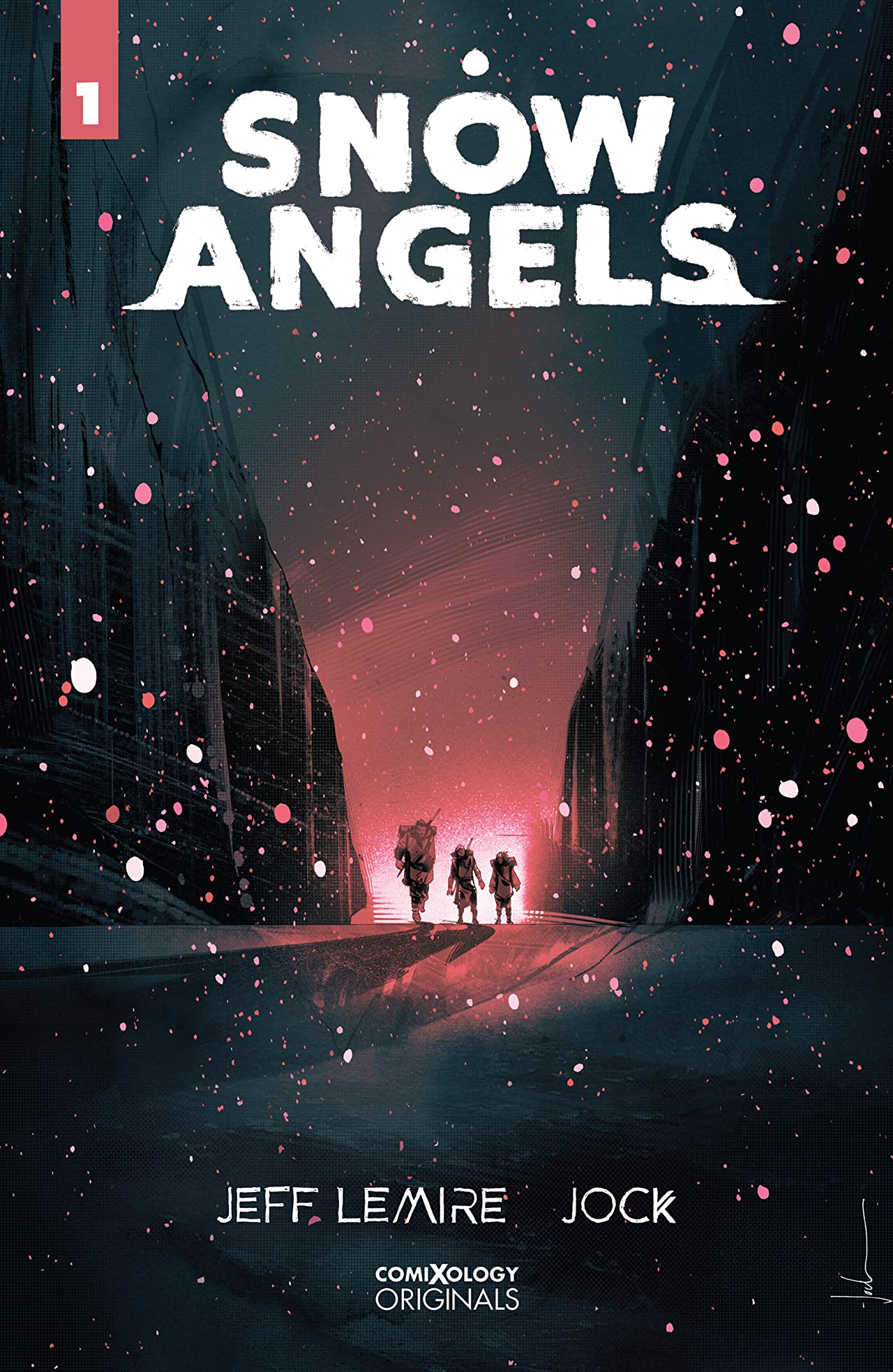 Snow Angels (comiXology Originals) #1