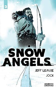 Snow Angels (comiXology Originals) No.2