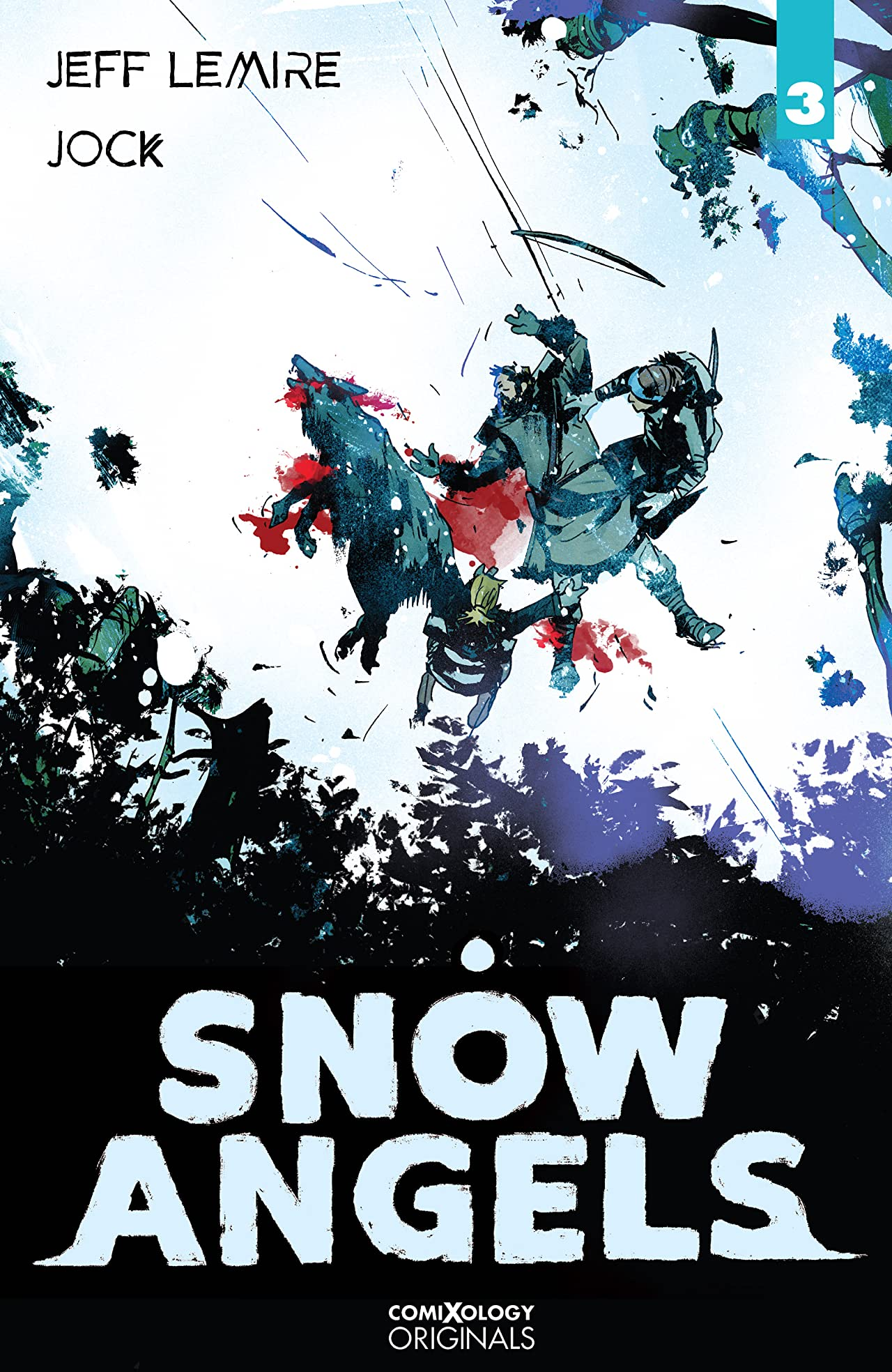 Snow Angels (comiXology Originals) #3