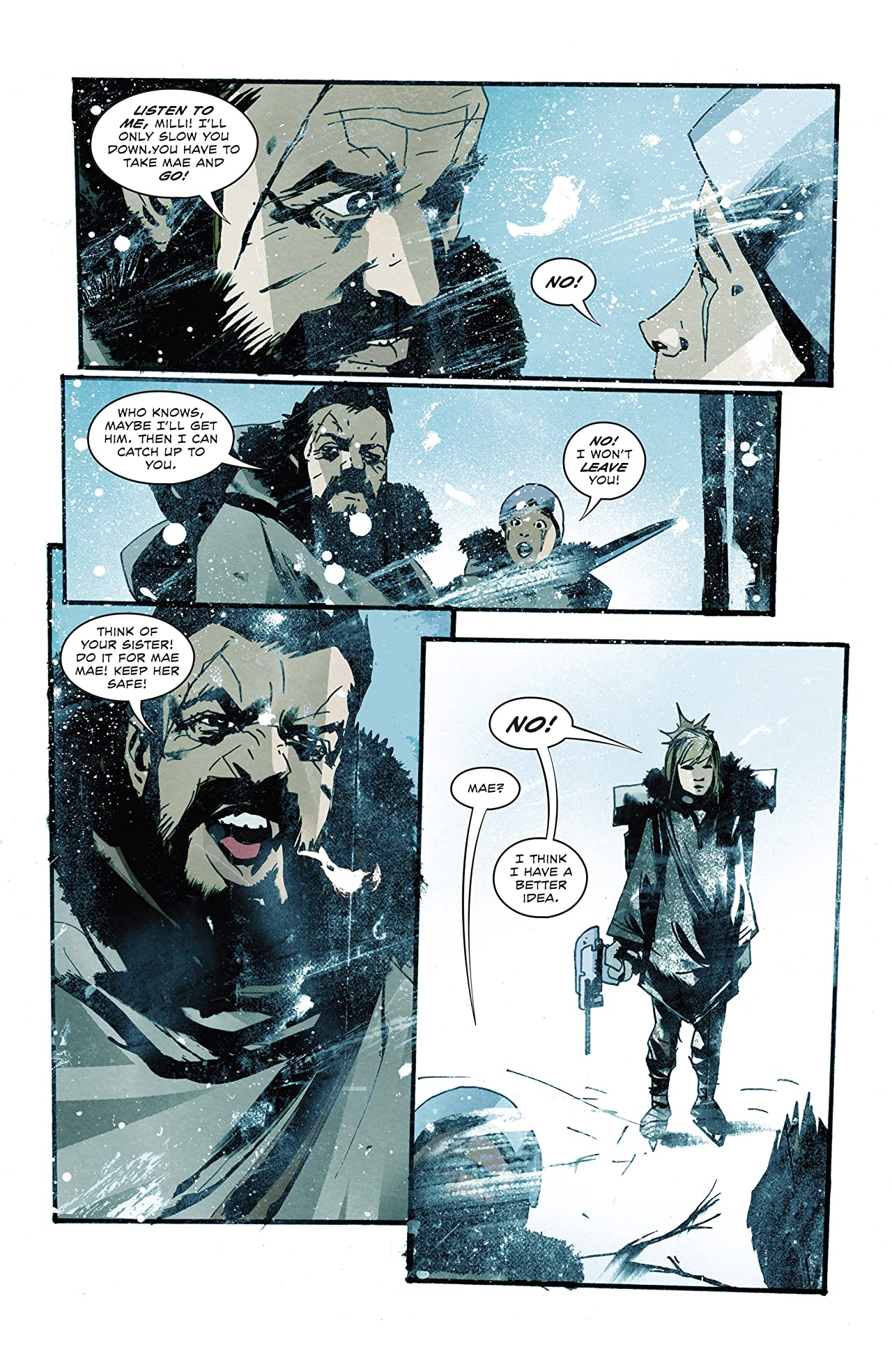 Snow Angels (comiXology Originals) No.3