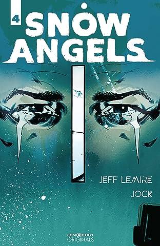 Snow Angels (comiXology Originals) #4