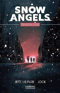 Snow Angels Season One (comiXology Originals)