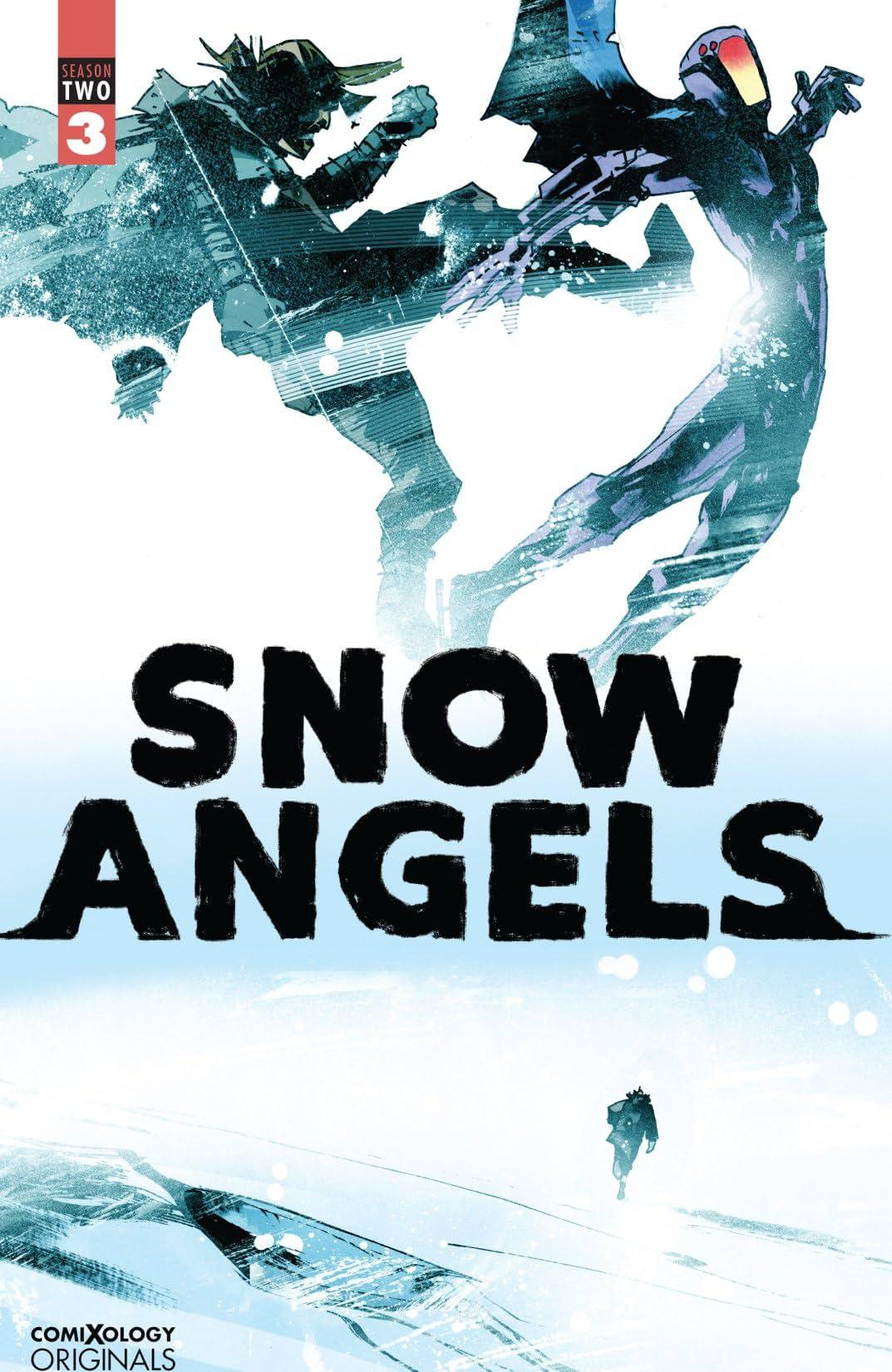 Snow Angels Season Two (comiXology Originals) #3
