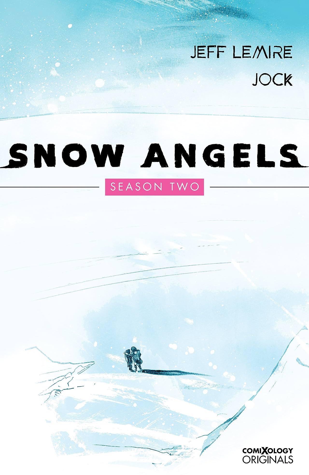 Snow Angels Season Two (comiXology Originals)