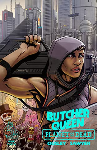 Butcher Queen Vol. 2 #1: Planet of the Dead