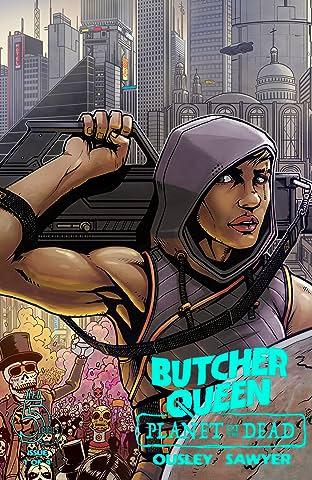 Butcher Queen Vol. 2 #1: Planet of the Dead