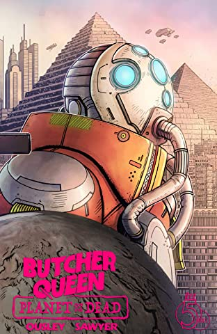 Butcher Queen Vol. 2 #2: Planet of the Dead