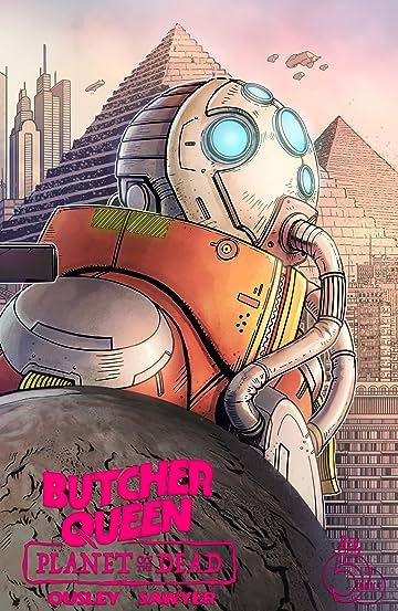 Butcher Queen Vol. 2 #2: Planet of the Dead