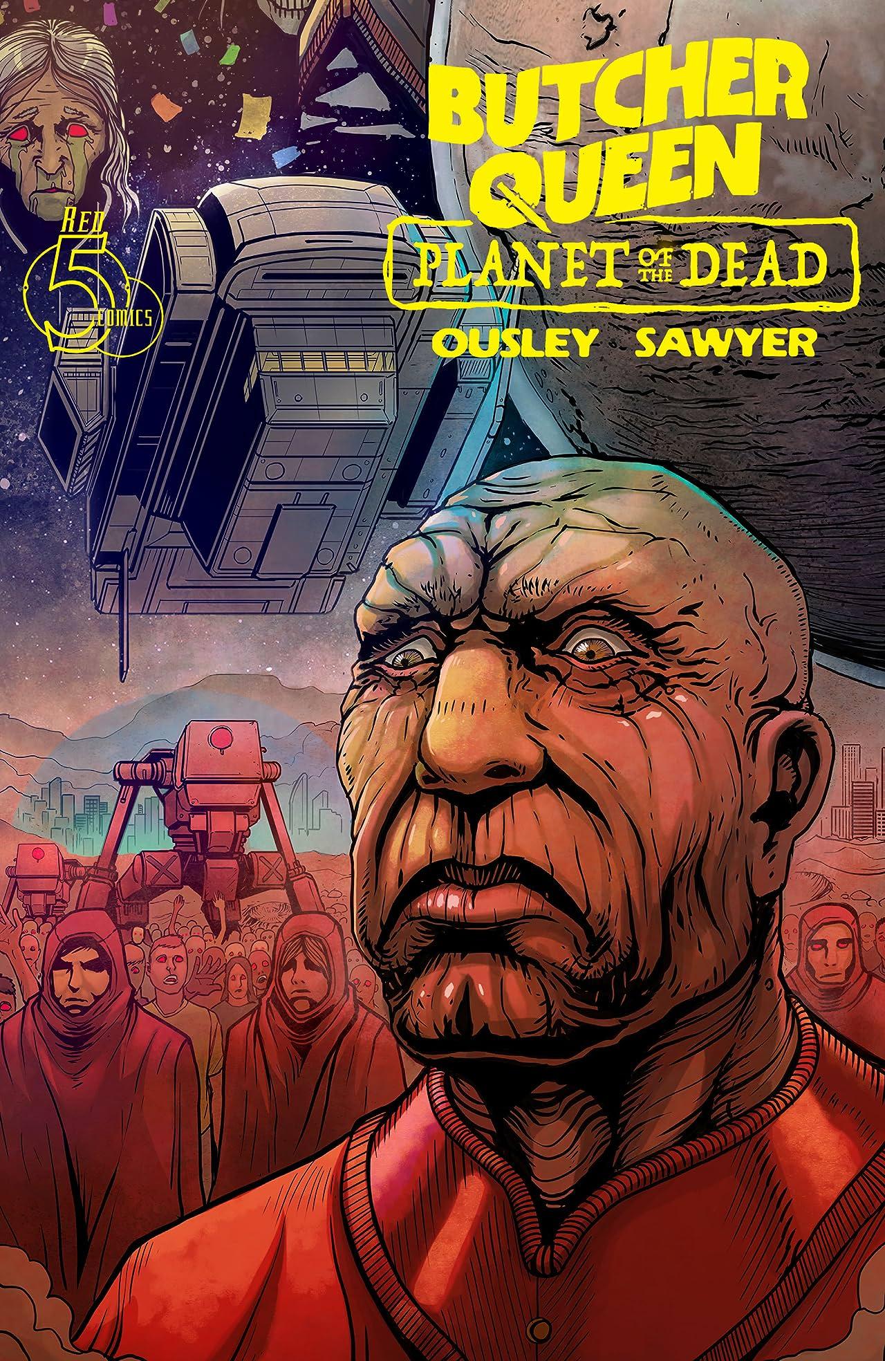 Butcher Queen Vol. 2 #3: Planet of the Dead