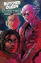 Butcher Queen Vol. 2 #4: Planet of the Dead