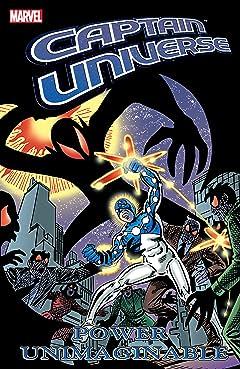 Captain Universe: Power Unimaginable