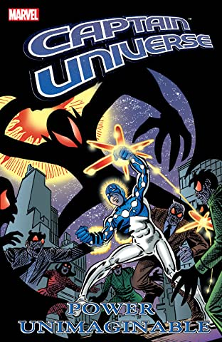 Captain Universe: Power Unimaginable
