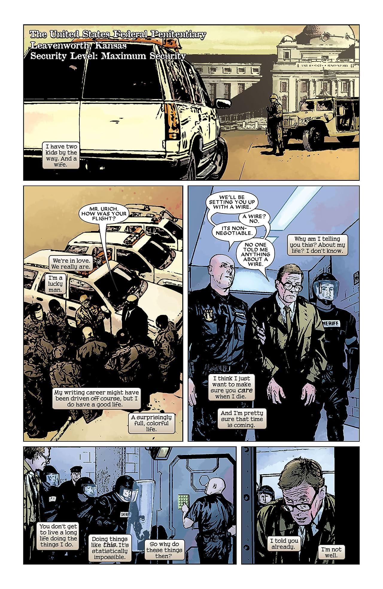 Daredevil Tome 13: Murdock Papers